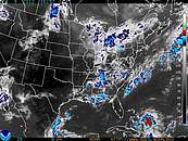 Regional Infrared Satellite Image - Click to enlarge